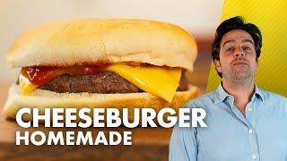 Cheeseburger Di McDonalds *DOVE TUTTO È NATO*