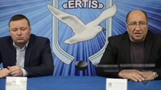 Пресс-конференция «Иртыш»- «Арлан»,  обзор матча