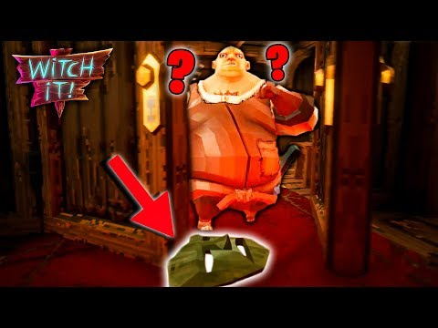 JAK SI MĚ MOHL NEVŠIMNOUT?!! Witch It! w/ Bax, MenT, House