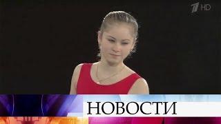 19-летняя олимпийская чемпионка Юлия Липницкая уходит избольшого спорта.