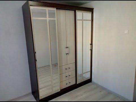 Сборка: шкаф-купе