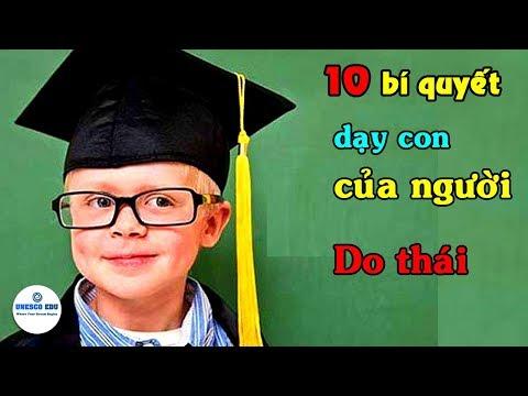 Cách dạy con thông minh của người Do Thái mẹ nên biết!