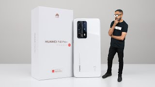 What's it REALLY like using the Huawei P40 Pro+?