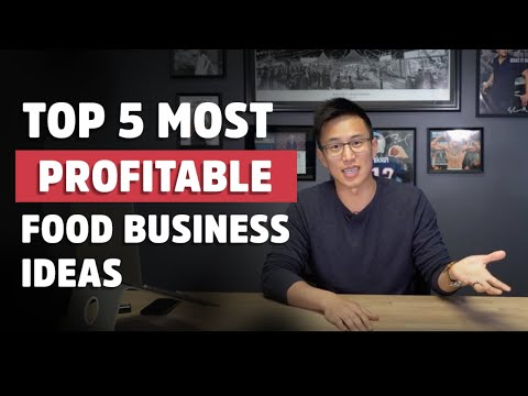 , title : 'Top 5 Most Profitable Food Business Ideas For 2019 | Small Business Ideas