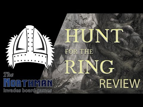 Hunt for the Ring review with André Nordstrand