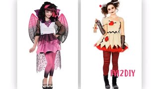 74 Scary Halloween Costumes For Kids Girls - Top 5 Scariest Creepy Halloween Costumes Outfits 2018