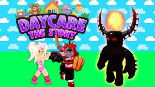 Escaping The SCARIEST DAYCARE With My BEST FRIEND - Day Care Story! (Roblox)