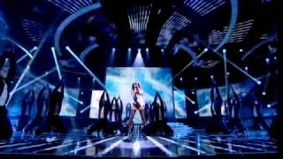 Cheryl Cole -  Promise This - X FACTOR PERFORMANCE 2010