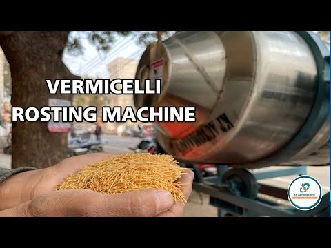 Vermicelli Roasting Machine
