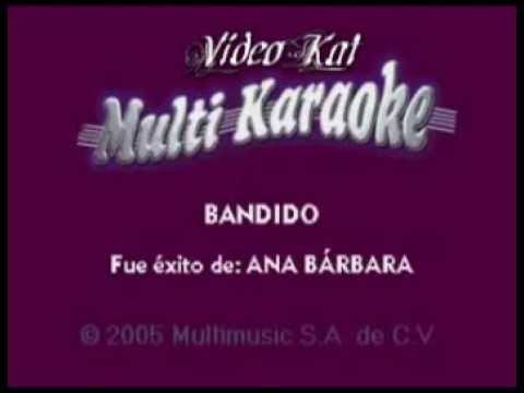 Bandido Ana Barbara
