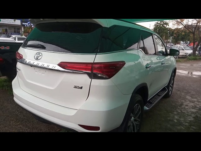 Toyota Fortuner 2.8 Sigma 4 2019 for Sale in Islamabad