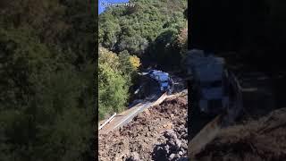 Прикол 2018 №14 (Авария грузовика в горах)