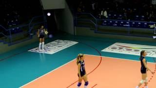 preview picture of video 'Bastia-Ascoli / Secondo Set - Volley B2F/F'