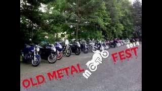 Video Old Metal Moto Fest 2014