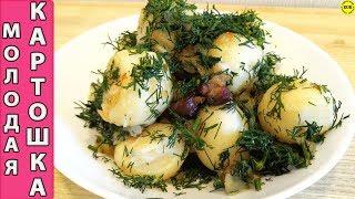 Молодая картошка по-домашнему – проверенные рецепты