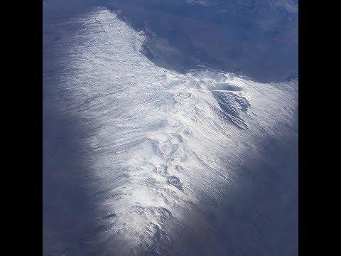 Видео: Гавайи завалило снегом! Замерз даже телескоп! Обсерватория на Гавайях во льду. Фото.