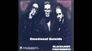 Emotional Suicide - Blacklight Posterboys