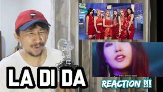 EVERGLOW (에버글로우) - LA DI DA MV | REACTION!!!