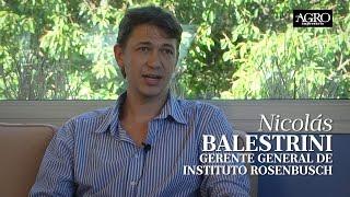 Nicolás Balestrini - Gerente General de Instituto Rosenbusch