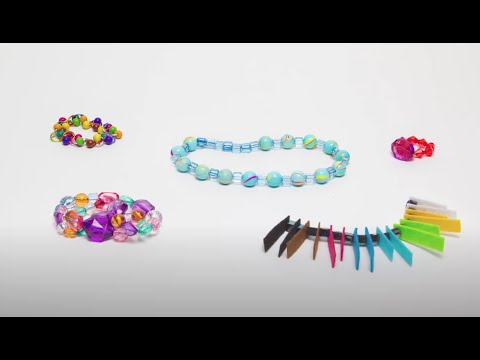 Youtube Video for Jewelry Jam Box - 850+ Pieces