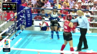 2018 FISU World University Muaythai Championship Day 3
