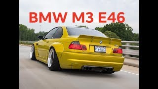 Ultimate BMW M3 E46 S54 Exhaust Sound Compilation HD