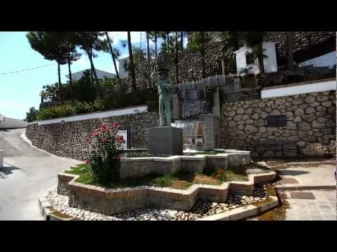 El Borge: La Villa de la Pasa