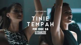 WHITE Dubais 3rd Anniversary Feat Tinie Tempah  FRI DEC 16