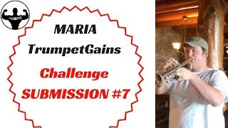 MARIA   TG Challenge Submission #7
