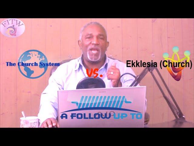 Vidéo Prononciation de ekklesia en Anglais
