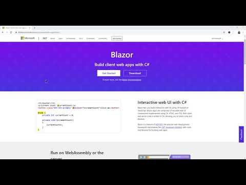 Is Blazor A JavaScript Killer?