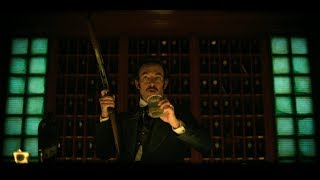Scène de bagarre avec Poe