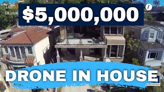 7511 Miramar Ave | helicopter into house| La Jolla CA Real Estate