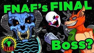 New FNAF's True Ending w/ MatPat, Markiplier, and Dawko! (St. Jude Charity Livestream)