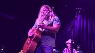 "Jamey Johnson ""Give It Away"" MIND-BLOWING Performance.  Live at the House of Blues Boston on 4/9/19"