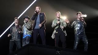 Backstreet Boys   Breathe (Acapella Version)   Live @ TUI Arena