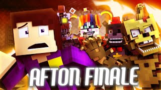 """""""GOING BACK"""" FNAF 6 Minecraft Music Video 