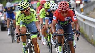 Nairo Quintana Etapa 15 Vuelta España 2016 Sabiñanigo-Sallent de Gállego 4K