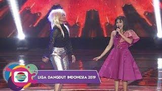"""MENGGUNCANG PANGGUNG INDOSIAR !!! Duet Inul Darasista & Rara LIDA """"KOCOK KOCOK """" - LIDA 2019"""