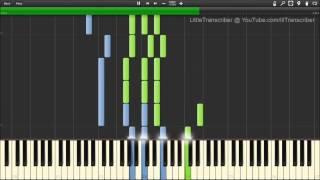 Rihanna   Stay Ft. Mikky Ekko (Piano Cover) By LittleTranscriber