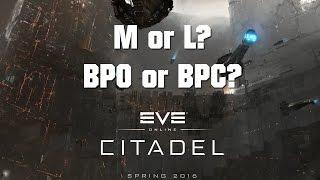 EVE Online - let's talk about citadels