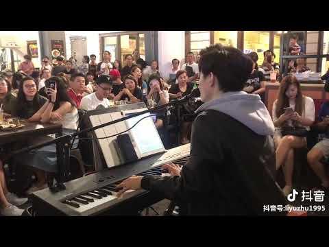 [抖音tiktok]新加坡盛產林俊傑嗎?小哥哥唱歌也太好聽了