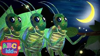Cricket Alphabet Song   Cocomelon (ABCkidTV) Nursery Rhymes & Kids Songs