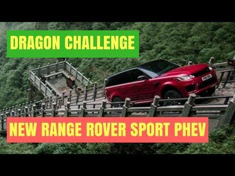 [DRAGON CHALLENGE] The New Range Rover Sport Hybrid PHEV - Climb 999 Steps to Heaven's Gate