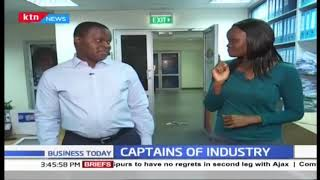 CAPTAINS OF INDUSTRY: Multichoice Kenya Managing Director Eric Odipo talks about career growth