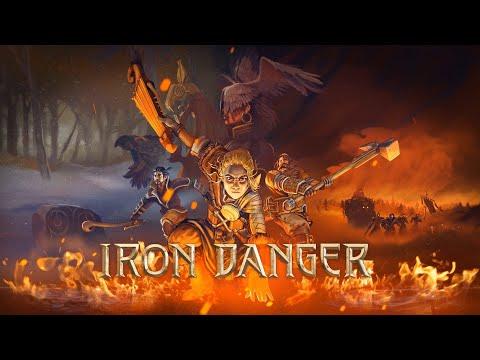 Trailer de Iron Danger
