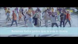 Ha*Ash Reik David Bisbal - Te mueves tú (lyrics video)