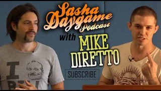 Fascinating Sexual Adventures with Mike Diretto aka Mihka & Sasha Daygame