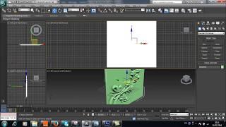 3ds max modeling: design patterns / displace