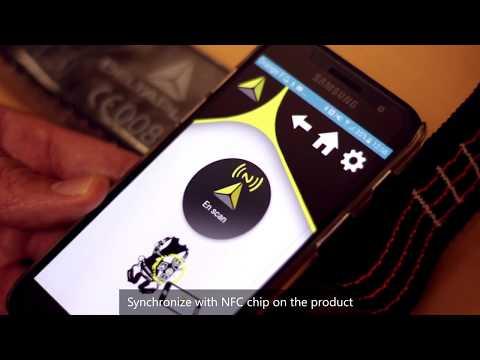 NFC APP demonstration